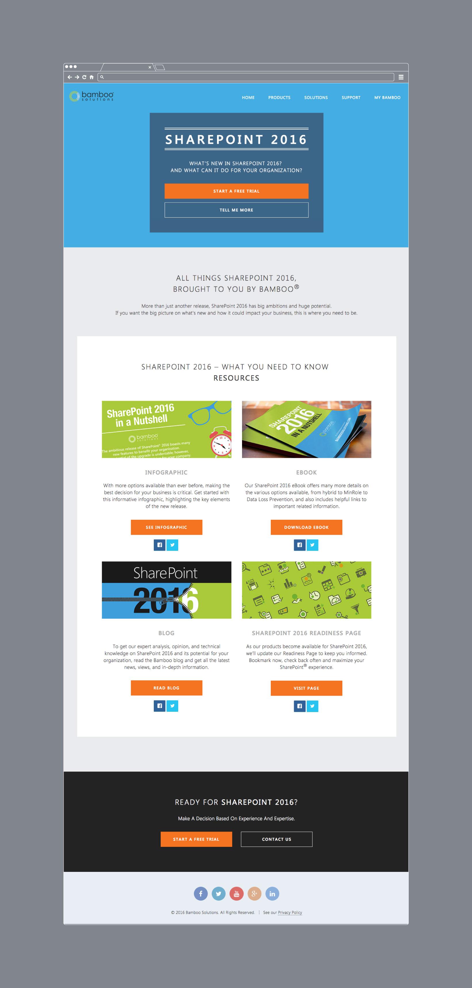 sharepoint landing page templates - Gidiye.redformapolitica.co